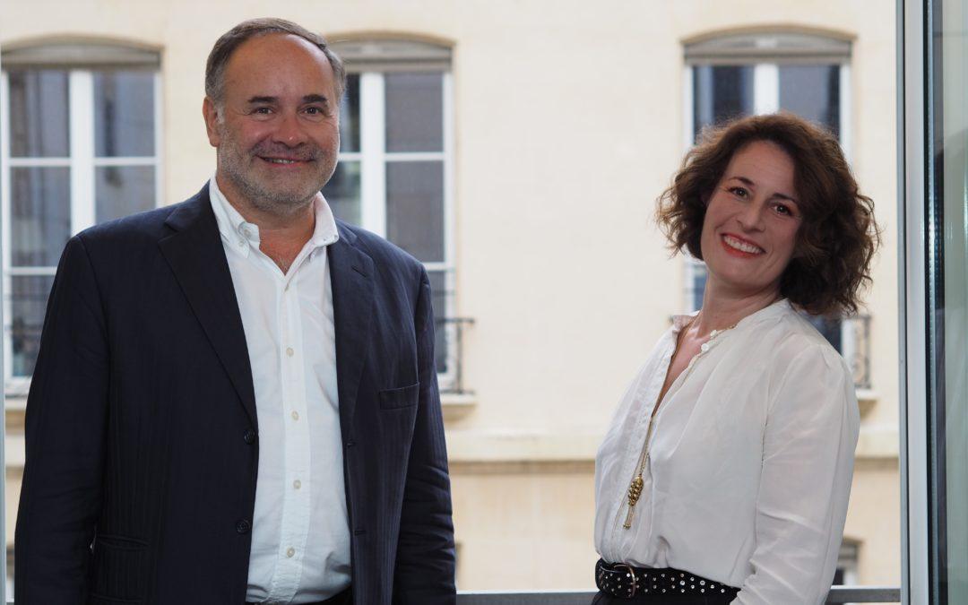 Elections ordinales Paris 2020 : interview de Thierry Gontard et Charlotte Butruille-Cardew