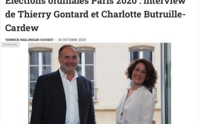 21 Octobre 2020 – Interview Le Monde du droit